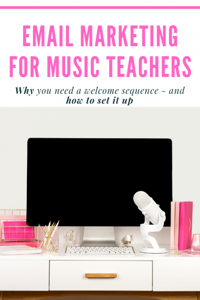 Email Marketing for Private Music Teachers
